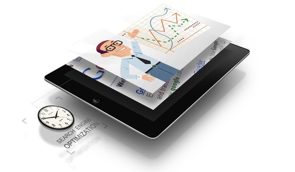 خدمات سئو یا بهینه سازی سایت وبکده