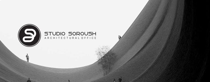طراحی وب سایت شرکت استودیو سروش