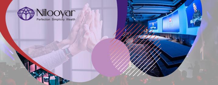 طراحی وب سایت شرکت نیلویار